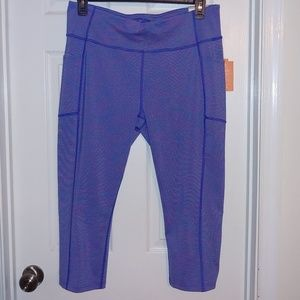 Tek Gear Capri Workout Pants Size 1X